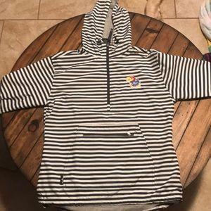 Women's KU Rain Jacket Pullover